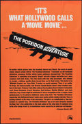 "Movie Posters:Action, The Poseidon Adventure (20th Century Fox, 1972). Special ReviewPoster (40"" X 60""). Action.. ..."