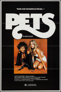 """Movie Posters:Adult, Pets & Others Lot (IPC, 1974). One Sheets (3) (27"""" X 41"""") Flat Folded. Adult.. ... (Total: 3 Items)"""