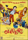 "Movie Posters:Academy Award Winners, Oliver! (Columbia, 1968). Swedish One Sheet (27.25"" X 39.25"").Academy Award Winners.. ..."