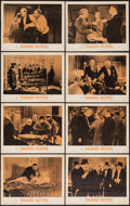"Movie Posters:Academy Award Winners, Grand Hotel (MGM, R-1962). Lobby Card Set of 8 (11"" X 14""). AcademyAward Winners.. ... (Total: 8 Items)"