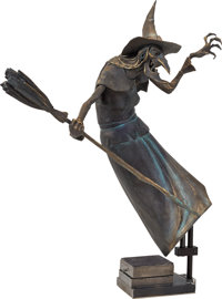 ParaNorman Witch Statue Original Animation Prop (LAIKA, 2012)