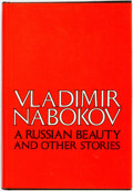 Books:Literature 1900-up, Vladimir Nabokov. A Russian Beauty and Other Stories. NewYork: McGraw-Hill, [1973]. First edition. Publisher's clot...