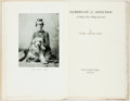 Books:Literature 1900-up, Mabel Wigan, illustrator. Ethel Smyth. SIGNED/LIMITED.Inordinate (?) Affection. A Story for Dog Lovers. London:Cre...