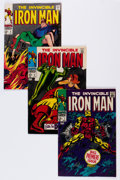 Silver Age (1956-1969):Superhero, Iron Man Group (Marvel, 1968-70) Condition: Average VG/FN.... (Total: 16 Comic Books)