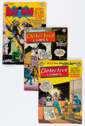 Golden Age (1938-1955):Superhero, Batman-Related Group (DC, 1953) Condition: Average GD.... (Total: 8 Comic Books)