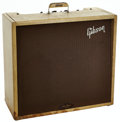Musical Instruments:Amplifiers, PA, & Effects, 1960 Gibson GA-40T Les Paul Tweed Guitar Amplifier, Serial # 56989....