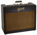 Musical Instruments:Amplifiers, PA, & Effects, Circa 1957 Gibson GA-6 Brown Guitar Amplifier, Serial # 26668....