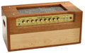 Musical Instruments:Amplifiers, PA, & Effects, 2004 Whitney DVR 50 Natural Guitar Amplifier, Serial # 16MAY04....