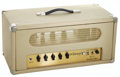 Musical Instruments:Amplifiers, PA, & Effects, 2003 Whitney M-22 Wrockcrusher White Guitar Amplifier Head....