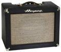 Musical Instruments:Amplifiers, PA, & Effects, 1963 Ampeg Jet J-12 Blue Guitar Amplifier, Serial # 307342....
