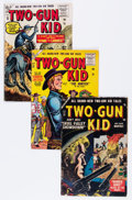 Silver Age (1956-1969):Western, Two-Gun Kid Group (Atlas/Marvel, 1955-66) Condition: Average GD....(Total: 22 Comic Books)