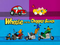 Animation Art:Production Drawing, Wheelie and the Chopper Bunch Title Publicity Cel(Hanna-Barbera, 1974)....