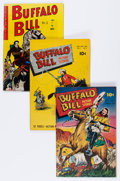 Golden Age (1938-1955):Western, Buffalo Bill Group (Youthful Magazines, 1949-51) Condition: Average VG.... (Total: 11 Comic Books)