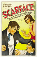 "Movie Posters:Crime, Scarface (United Artists, 1932). One Sheet (27"" X 41"")...."