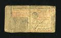 Colonial Notes:New Jersey, New Jersey April 16, 1764 £3 Fine....
