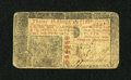 Colonial Notes:New Jersey, New Jersey April 10, 1759 30s Fine....