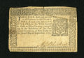 Colonial Notes:New York, New York March 5, 1776 $2 Very Fine....