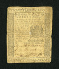 Colonial Notes:Pennsylvania, Pennsylvania July 20, 1775 30s Fine....