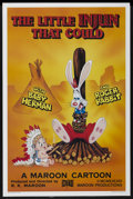 "Movie Posters:Animated, The Little Injun That Could (Buena Vista/Maroon Studios, 1988). OneSheet (27"" X 41""). Animated. ..."