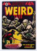 Golden Age (1938-1955):Horror, Blue Bolt #113 (Star Publications, 1952) Condition: FN+....