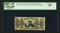 Fractional Currency:Third Issue, Fr. 1370 50¢ Third Issue Justice PCGS Extremely Fine 40.. ...