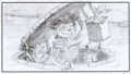 Animation Art:Production Drawing, The Boxtrolls Eggs and the Boxtrolls Storyboard Original Art(LAIKA, 2014)....