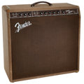 Musical Instruments:Amplifiers, PA, & Effects, 1960 Fender Bandmaster Brown Guitar Amplifier, Serial # 00411....