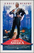 """Movie Posters:Comedy, Coming to America & Other Lot (Paramount, 1988). One Sheets (2) (27"""" X 40"""" & 27"""" X 41""""). Comedy.. ... (Total: 2 Items)"""
