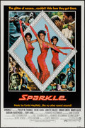 """Movie Posters:Black Films, Sparkle & Other Lot (Warner Brothers, 1976). One Sheets (2)(27"""" X 40"""" & 27"""" X 41"""") SS & DS. Black Films.. ... (Total:2 Items)"""