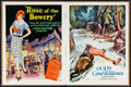 Movie Posters:Miscellaneous, American Cinema Association & Other Exhibitor Book Lot (Various, 1925-1927). Exhibitor Books (2) (Multiple Pages, approximat... (Total: 2 Items)