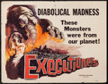 "Movie Posters:Documentary, The Executioners & Other Lot (Vitalite Films, 1959). Half Sheet (22"" X 28"") & One Sheet (27"" X 41""). Documentary.. ... (Total: 2 Items)"