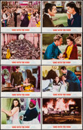 "Movie Posters:Academy Award Winners, Gone with the Wind (MGM, R-1968/R-1974). Lobby Cards (8) (11"" X14""). Academy Award Winners.. ... (Total: 8 Items)"