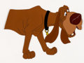Animation Art:Production Cel, Lady and the Tramp Trusty Production Cel (Walt Disney,1955)....