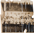 Baseball Collectibles:Photos, Circa 1902 New York Giants Team Photograph With Mathewson &McGraw. ...