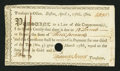 Colonial Notes:Massachusetts, Massachusetts Treasury Certificate £3 April 1, 1786 Anderson MA-37Very Fine.. ...