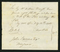 Colonial Notes:Connecticut, (Connecticut) Pay Table Office £4 8s 4d February 12, 1787 VeryFine.. ...
