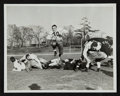 Football Collectibles:Photos, 1938 Clarke Hinkle Original Photograph - First Generation....