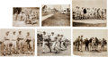 Baseball Collectibles:Photos, Circa 1927 New York Giants Team Photographs Lot of 6....