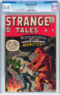 Silver Age (1956-1969):Science Fiction, Strange Tales #99 (Marvel, 1962) CGC FN 6.0 Off-white pages....