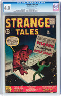 Silver Age (1956-1969):Adventure, Strange Tales #94 (Marvel, 1962) CGC VG 4.0 Cream to off-white pages....