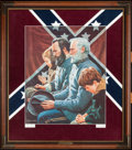 Art, Mort Künstler. The Generals Were Brought to Tears (1992). AP21 of 50. 19x23. Accompanied by certificate of authenticity. J...