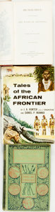 Books:Literature Pre-1900, [Africa]. Group of Three Books about Africa. Various publishers anddates. ... (Total: 3 Items)