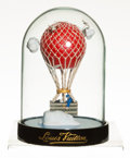 Luxury Accessories:Home, Louis Vuitton Limited Edition Malle Aero Hot Air BalloonPaperweight . ...