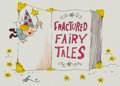 Animation Art:Production Drawing, Gerard Baldwin Fractured Fairy Tales Illustration OriginalArt (undated).. ...