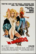 "Movie Posters:Bad Girl, The Hitchhikers (EVI, 1972). One Sheet (27"" X 41"") and Photos (3)(8"" X 10""). Bad Girl.. ... (Total: 4 Items)"