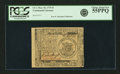 Continental Currency May 10, 1775 $1 Fr. CC-1. PCGS Choice About New 55PPQ