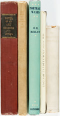 Books:Art & Architecture, Group of Five Books on Antique and/or Art Collecting. Various publishers and dates. ... (Total: 5 Items)