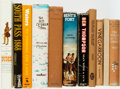 Books:Americana & American History, [Westerns]. Group of Eleven Books Relating to the American West.Various publishers and dates. One book signed by the author...(Total: 11 Items)