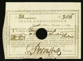 Colonial Notes:Connecticut, Connecticut February 1, 1789 £5 Very Fine, HOC.. ...