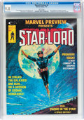 Magazines:Science-Fiction, Marvel Preview #4 Star-Lord (Marvel, 1976) CGC NM/MT 9.8 Whitepages....